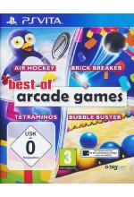 Best of Arcade Games Cover