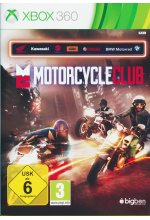 Motorcycle Club Cover