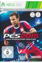 Pro Evolution Soccer 2015 (Day One Edition) Cover