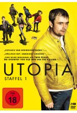 Utopia - Staffel 1  [2 DVDs] DVD-Cover