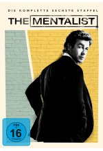 The Mentalist - Staffel 6  [5 DVDs] DVD-Cover