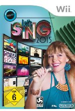 Let's Sing 2015 Cover
