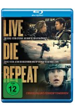 Edge of Tomorrow Blu-ray-Cover