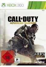 Call of Duty 11 - Advanced Warfare Cover