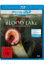 Blood Lake - Killerfische greifen an  [SE] (inkl. 2D-Version) Blu-ray 3D-Cover