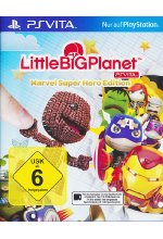 Little Big Planet - Marvel Super Hero Edition Cover