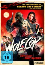 WolfCop DVD-Cover