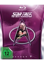 Star Trek - Next Generation/Season 7  [6 BRs] Blu-ray-Cover