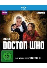 Doctor Who - Die komplette 8. Staffel [6 BRs]