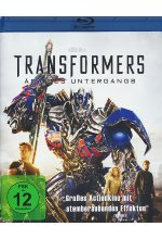 Transformers 4 - Ära des Untergangs Blu-ray-Cover