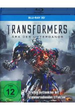 Transformers 4 - Ära des Untergangs Blu-ray 3D-Cover