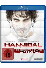 Hannibal - Staffel 2  [3 BRs] Blu-ray-Cover