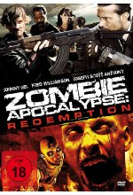 Zombie Apocalypse - Redemption DVD-Cover