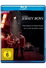 Jersey Boys Blu-ray-Cover