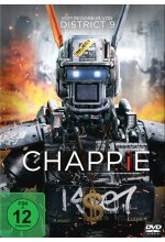 Chappie DVD-Cover