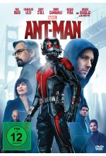 Ant-Man DVD-Cover
