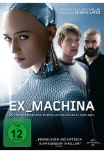 Ex Machina DVD-Cover
