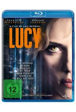 Lucy Blu-ray-Cover