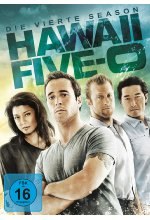 Hawaii Five-0 - Season 4  [6 DVDs] DVD-Cover