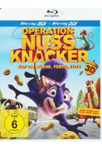 Operation Nussknacker  (inkl. 2D-Version Blu-ray 3D-Cover
