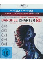 Banshee Chapter  (inkl. 2D-Version) Blu-ray 3D-Cover