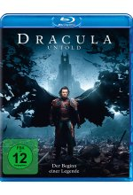 Dracula Untold Blu-ray-Cover