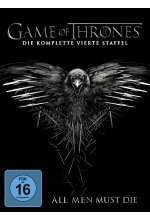 Game of Thrones - Staffel 4  [5 DVDs] DVD-Cover