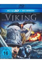 The Viking - Der letzte Drachentöter  (inkl. 2D-Version) Blu-ray 3D-Cover