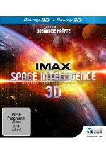 Space Intelligence 3D - Vol. 2: Unbändige Kräfte  (inkl. 2D-Version) Blu-ray 3D-Cover