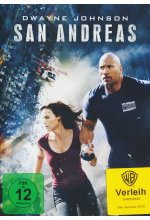 San Andreas DVD-Cover