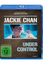 Jackie Chan - Under Control - Dragon Edition Blu-ray-Cover