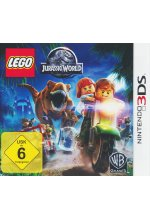 LEGO Jurassic World Cover