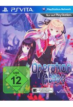 Operation Abyss - New Tokyo Legacy Cover