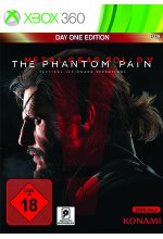 Metal Gear Solid 5 - The Phantom Pain (Day One Edition) Cover