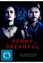 Penny Dreadful - Staffel 1  [3 DVDs] DVD-Cover