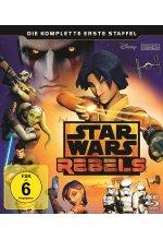 Star Wars Rebels - Die komplette erste Staffel [2 BRs]