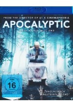 Apocalyptic - Their World Will End Blu-ray-Cover