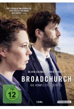 Broadchurch - Die komplette 1.Staffel  [3 DVDs] DVD-Cover