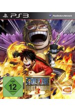 One Piece - Pirate Warriors 3 Cover