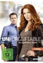 Unforgettable - Staffel 3 [3 DVDs]