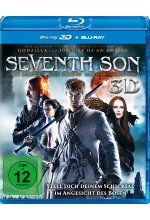 Seventh Son Blu-ray 3D-Cover