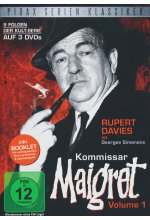 Kommissar Maigret - Vol. 1 [3 DVDs]