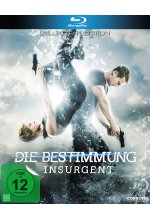 Die Bestimmung - Insurgent  [Deluxe Fan Edition] Blu-ray-Cover