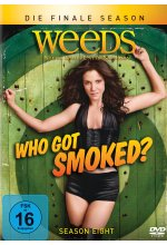 Weeds - Season 8  [3 DVDs] DVD-Cover