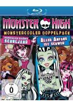 Monster High - Monstercooler Doppelpack: Schrecklich schönes Schuljahr & Aller Anfang ist schwer