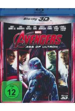 Marvel's The Avengers - Age of Ultron Blu-ray 3D-Cover
