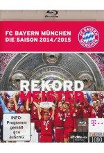 FC Bayern München - Saison 2014/2015