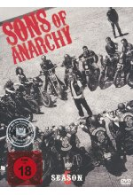 Sons of Anarchy - Season 5  [4 DVDs] DVD-Cover