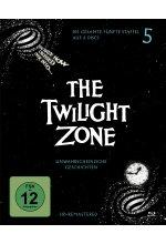 The Twilight Zone - Staffel 5 [5 BRs] ( + DVD)