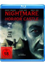Nightmare at Horror Castle Blu-ray-Cover